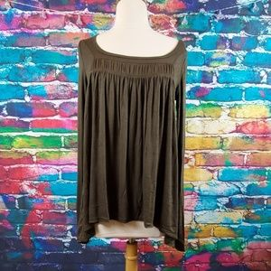 Free People NWT Size Small high low top.